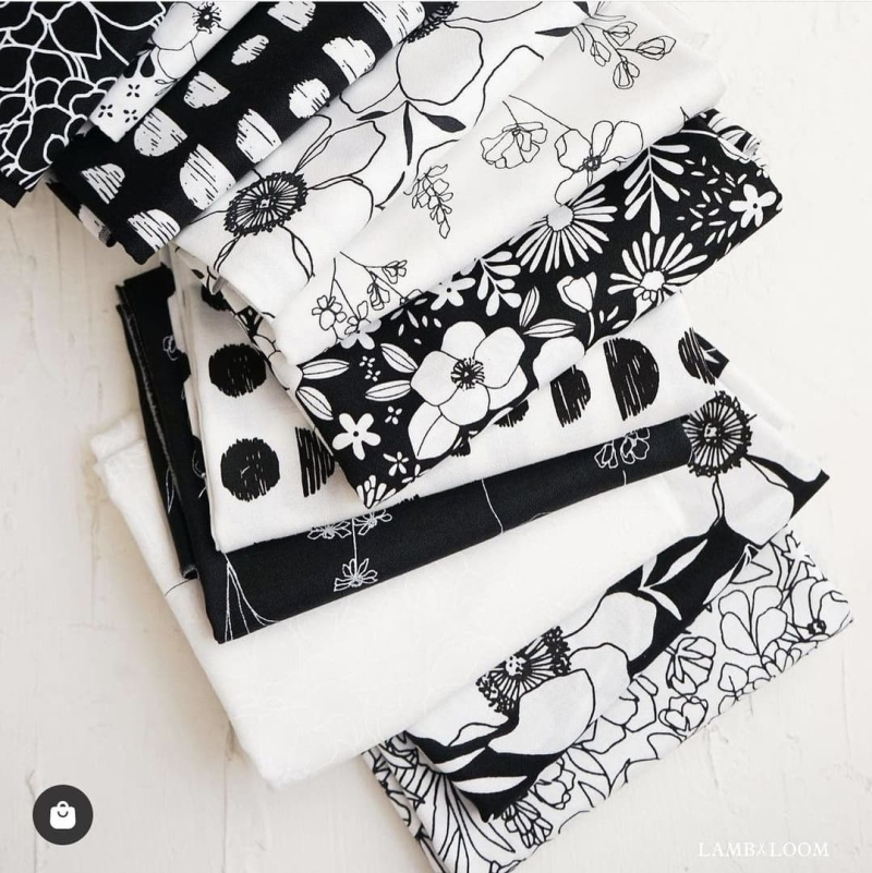 Illustrations fabrics