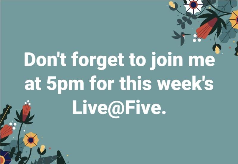 Live@five