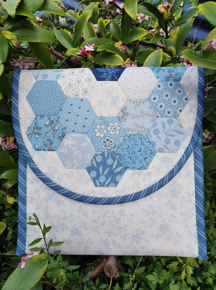 Bluebird Pouch completed